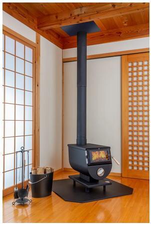 茂木製作所の薪ストーブ