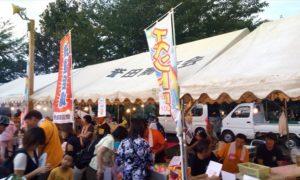 8月11日、12日 誉田町二丁目盆踊り
