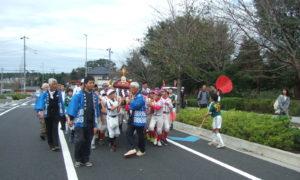 八幡神社 秋季祭礼 お神輿