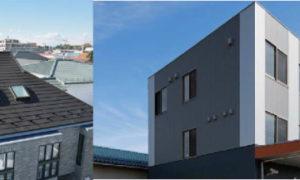 アイジー工業のガルテクトの屋根材は地震に強い